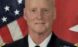 Maj. Gen. Tim Lawson