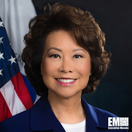 DOT Invests in Academe-Led UAS Research, Education Initiatives; Elaine Chao Quoted