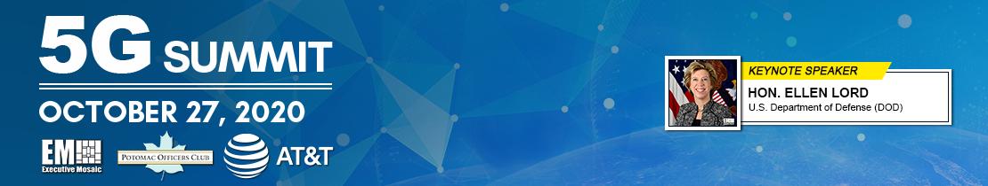 5G Summit Banner