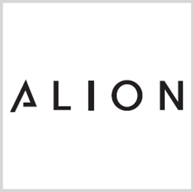 Alion Wins Task Order to Support USAF ANT Development; Eric Wright Quoted
