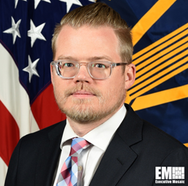 Justin Johnson Named Acting Deputy Assistant Secretary for DoD's Space Policy