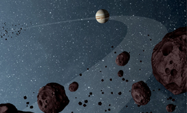 Lucy Asteroid Exploration