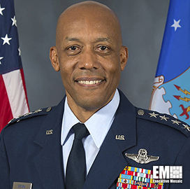 Gen. Charles Brown: Air Force Must Accelerate Partnerships, Joint All-Domain Efforts