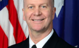 Vice Adm. Ross Myers