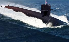 Columbia-class Submarine