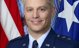Lt. Gen. Timothy Haugh
