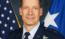 Maj. Gen. Robert Skinner
