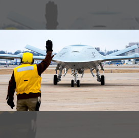 Navy Looks to Leverage MQ-25 Aerial Refueling Drone for Long-Range Missions
