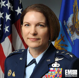 USAF Cyber, ISR Unit Eyes Open-Systems ABMS Tech; Lt. Gen. Mary O'Brien Quoted