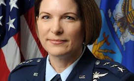 Lt. Gen. Mary O Brien