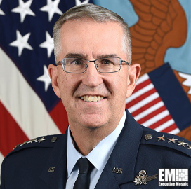 Gen. John Hyten on Plans to Release New Joint Requirements for Data Management
