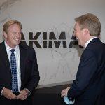 Akima CEO Bill Monet Receives Wash100 Award