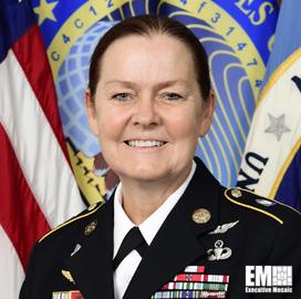 Sgt. Maj. Sheryl Lyon Assumes Role as USCYBERCOM Senior Enlisted Leader; Gen. Paul Nakasone Quoted