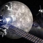 AFRL Plans to Launch Patrol Satellite Between Lunar, Earth Orbits; Capt. David Buehler Quoted