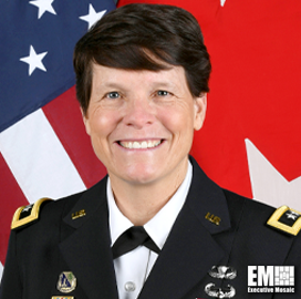 Army Eyes Contract Awards for Virtual Training Systems Modernization Through FY 2022; MG Maria Gervais Quoted