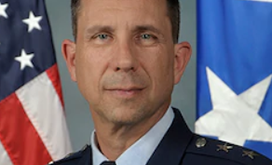 Lt. Gen. John Shaw