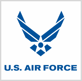 Air Force to Reduce Physical Footprint Amid New Telework Norm; Maj. James Tyhurst Quoted