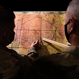 Air Force, Army Train, Integrate for Joint Air Defense; Capt. Nicholas Volz, Capt. Nathanael Agront Quoted