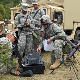 Army Conducts NetModX Field Experiment to Test Radio, Satcom Capabilities