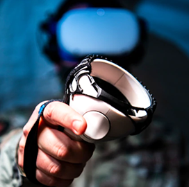 USAF Fields VR Tech During Experimental Exercise Event