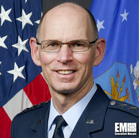 Air Force Updates Investment Strategy for Small Business Contractors; Lt. Gen. Duke Richardson Quoted