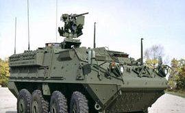 Army Ground Vehicle