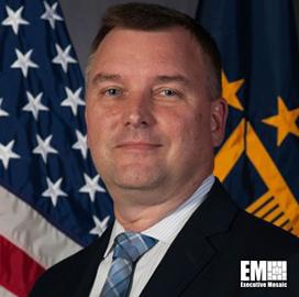 Commerce Dept's Mark Daley Offers Update on Space Traffic Management Transition Effort