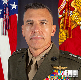Lt. Gen. Dennis Crall Offers Update on Joint All-Domain C2 Strategy