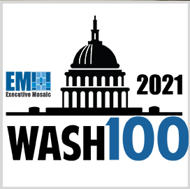 Executive Mosaic Names 2021 Wash100 Award Recipients; Cast Your 10 Votes TODAY