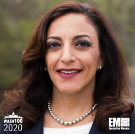 Katie Arrington: DoD Working With Industry to Position US Supply Chain