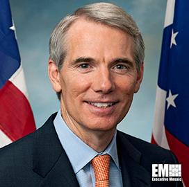 IT Modernization CoE Bill Signed Into Law; Sen. Rob Portman Quoted