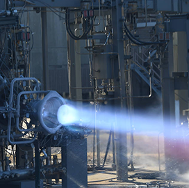 NASA Tests 3D-Printed Parts for Future Spacecraft