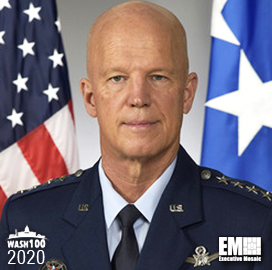 Gen. John Raymond: Space Force to Launch Space Systems Command in Spring 2021