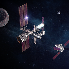 NASA, Canada Sign Partnership Agreement for Gateway Lunar Outpost