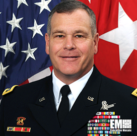 Gen. James Dickinson: Spacecom has a More Operational Role In Space Defense