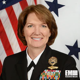 Vice Adm. Nancy Norton on DISA's Cloud-Based Threat Isolation Effort