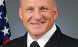 Adm. Michael Gilday
