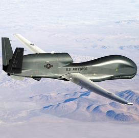 Northrop Grumman Completes First Flight for GSMP