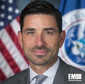 DHS Warns US Companies of Data Security Risks Posed by Firms With Ties to Chinese Gov't; Chad Wolf Quoted