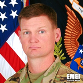 Col. Samuel Edwards: Army Eyes AI-Based Cloud Platform for Managing sUAS Operations