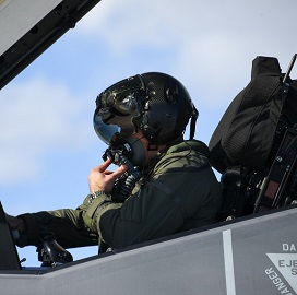 Nellis AFB Launches New Air Force Operational Test Event; Col. Ryan Messer Quoted