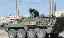 Stryker Fighting Vehicle