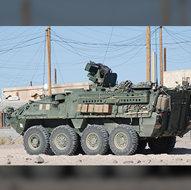 Army to Deploy Support Units for Planned Stryker-Mounted Electronic Warfare System