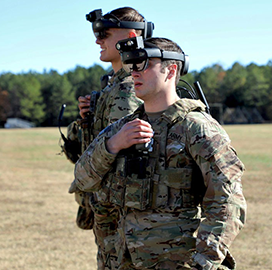 Army Explores Augmented Reality Use in Bright Daytime Environments; Chou Hung Quoted