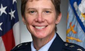Maj. Gen. Leah Lauderback