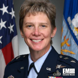 Space Force to Establish Two-Part Intelligence Center This Year; Maj. Gen. Leah Lauderback Quoted