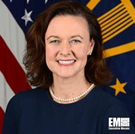 Stacy Cummings to Take Acting Undersecretary Role for DoD