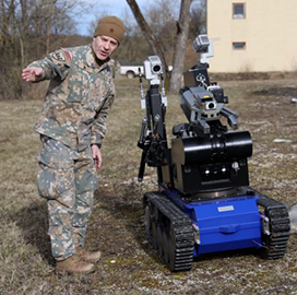 Researchers Offer Human-Robot Teaming Recommendations to Help Inform Army R&D