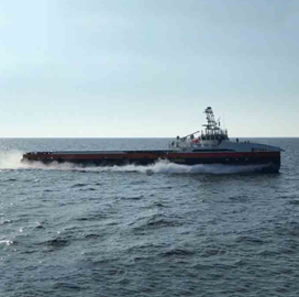 Unmanned Vessel Demos Autonomous Performance for DoD, U.S. Navy; SCO Director Jay Dryer Quoted