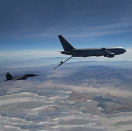 Boeing Wins $2B USAF Contract to Deliver KC-46A Tankers